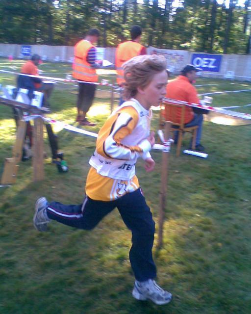 MČR ve Zruči u Plzně v letním biatlonu -žáci 17.-19.10.2010