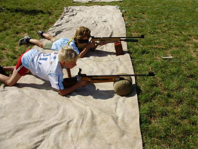 Soustředění v Třebíči 1.8.-8.8.2009
